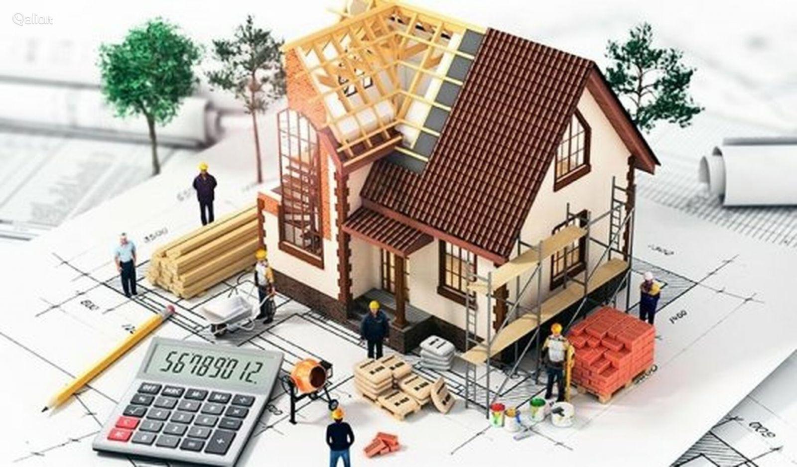 В ипотеку строительство частного дома