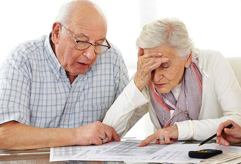 Для людей пенсионного возраста
