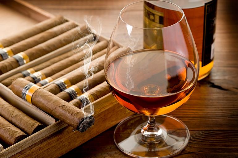 Алкогольная и табачная продукция